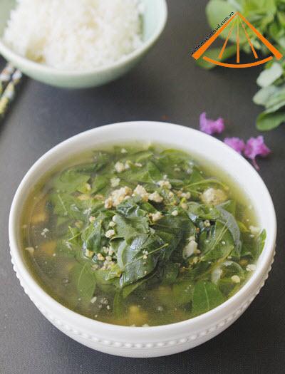 Mr. Loi's Katuk Soup Recipe